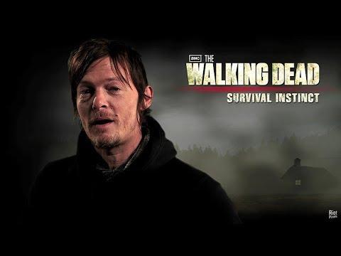 Первый стрим на игру The Walking Dead 1