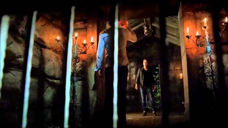 The Vampire Diaries 6x05 - Damon volta e encontra Stefan HD [LEGENDADO]