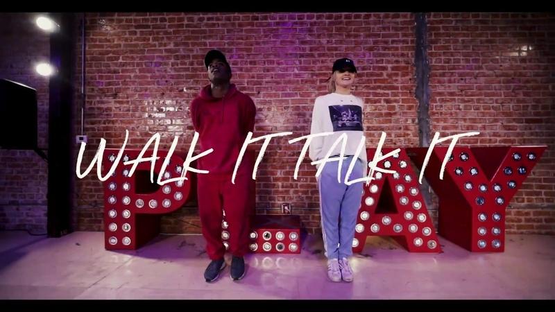 Migos Walk It Talk It Delaney Glazer Matthew Smith Choreography