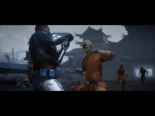Mortal kombat 11 - новая школа vs. старая школа [nr]