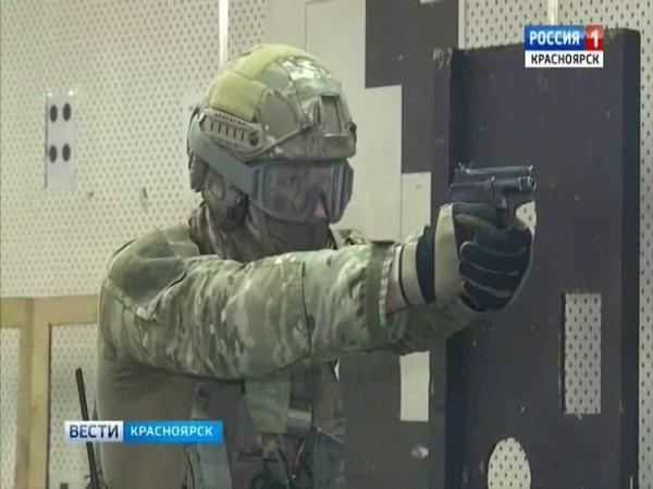 Отряд спецназа Зенит уже четверть века находится на боевом дежурстве