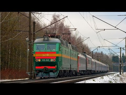 ZDSimulator Стрим марафон ЧС4т 592 с поездом №302 Минск Адлер