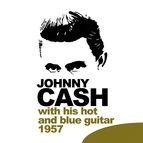Johnny Cash альбом With His Hot and Blue Guitar ! (1957)