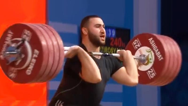 2018 World Weightlifting Championships, Men 109 kg \ Тяжелая Атлетика. Чемпионат Мира