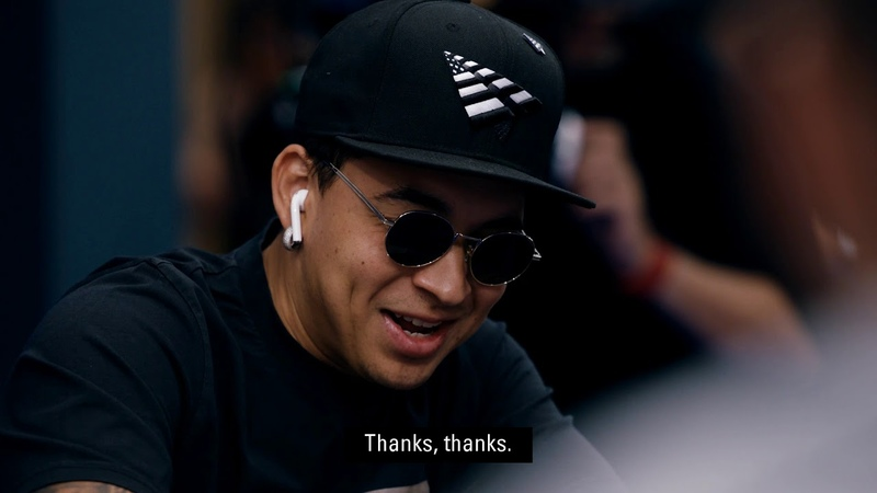 Neymar Jr Charity Special EPT Barcelona 2018 Part 1
