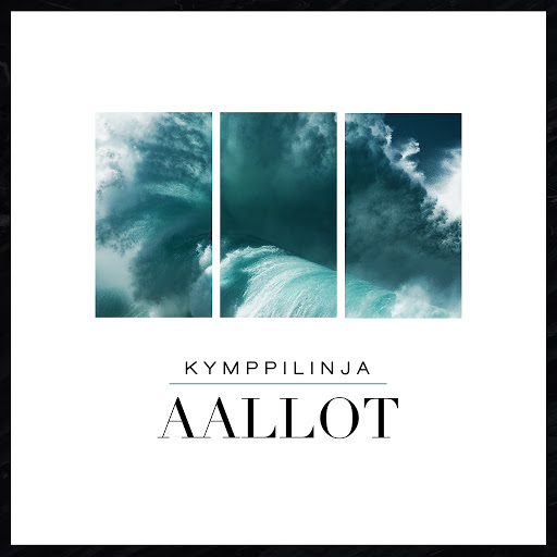 Kymppilinja альбом Aallot