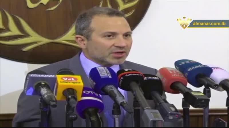 نشرة أخبار 19:30 - 14-11-2018 - تحرك باسيل لايجاد حل حكومي يستمر