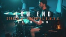 Low End - Struck My Chord L.E.M.K.E. - DRUM CAM (Live @ Toxic Toast Records)