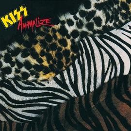 Kiss альбом Animalize