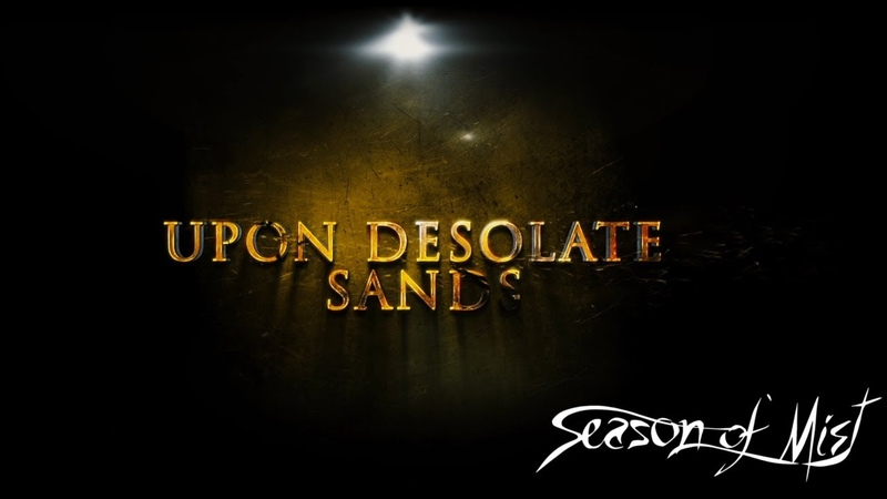 Hate Eternal - Upon Desolate Sands (Official Lyric Video)