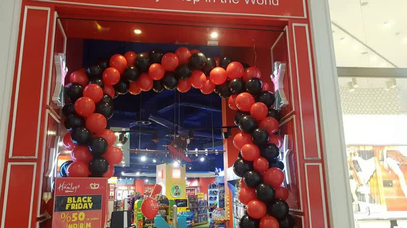 Mezuniyet Balon Süsleme - Balon Süsleme - Balon Süsleme Şekilleri -Dahi Organizasyon