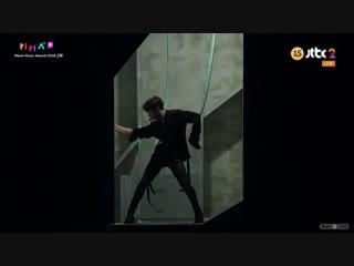 2K 60FPS BTS FAKE LOVE + Airplane pt 2 + IDOL _⁄ 2018 Melon Music Awards _⁄ mma 2018