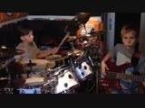 Igor Falecki, 12 лет и Kamil Pyrek, 11 лет играют композицию Билли Кобема (запись - сентябрь 2011 г.)