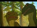 Земля до начала времен 10 серия (развивающий мультфильм)