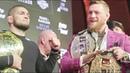UFC 229 ХАБИБ КОНОР ОБРАТНЫЙ ОТСЧЕТ НА РУССКОМ
