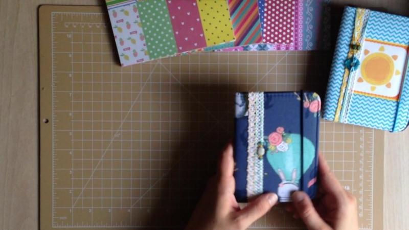 Обзор нескольких небольших работ / СКРАПБУКИНГ / файловый альбом / обложки на паспорт / мой планер и мидори » Freewka.com - Смотреть онлайн в хорощем качестве