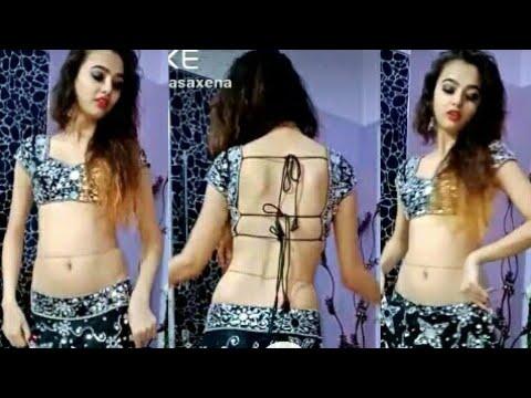 Beautiful Girl Radhika Saxana Hot Cover Dance