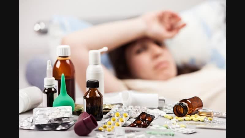 В Курской области превышен эпидпорог по гриппу