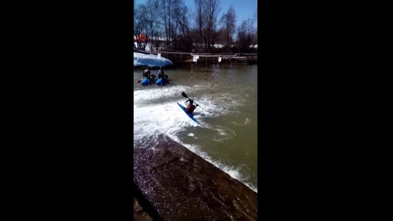 водный слет 2019, р. Юнга, д. Сятраево