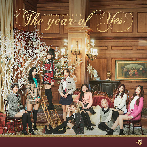 """Twice альбом The year of """"YES"""""""