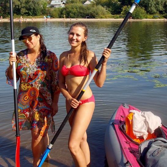 Афиша Самара Сплав на байдарках по реке Сок, 18 и 19 мая