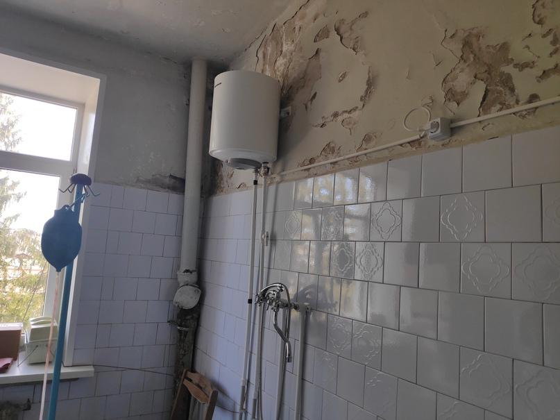 После вмешательства курских активистов ОНФ в Дмитриевской ЦРБ появилась горячая вода
