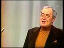Встреча с Валентином Катаевым, Останкино, 1978   Часть II