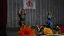 Последняя поэма - театр индийского танца Парампара - Лесная дача 7 10 2018 за видео спасибо Вавилово