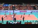 PL Волейбол - Женщины - Чемпионат Европы 2015 - 1-2 финала - Нидерланды - Турция 03.10.2015