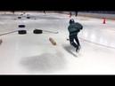 Хоккей. Тренировка Барыс - 2007.
