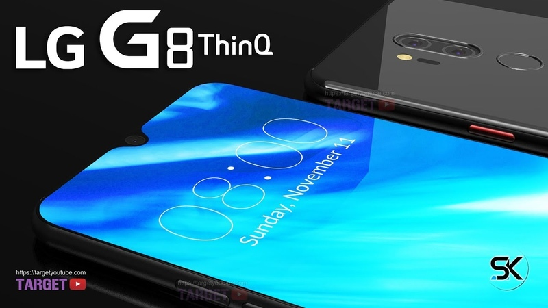 LG G8 ThinQ First Look, Phone Specifications, Features, Price, Release Date and Trailer 2019 🔥🔥🔥