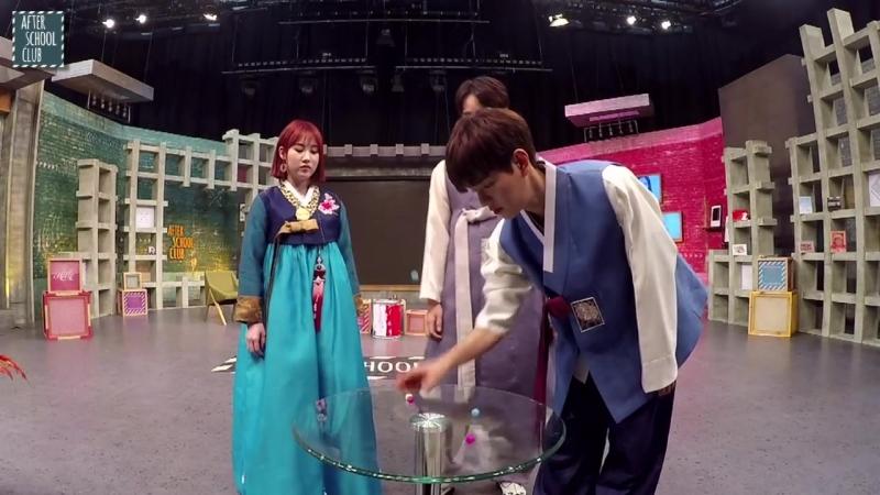 [фейсбук] 180928 Хиджун, Сынмин и Пак Джимин (15) @ After School Club