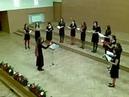 CARE VOCI sings Orlando di Lasso: Verbum caro, panem verum