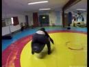 Как тренируются борцы
