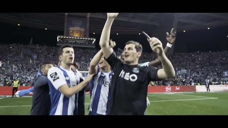 Os melhores momentos de Iker Casillas @ FC Porto