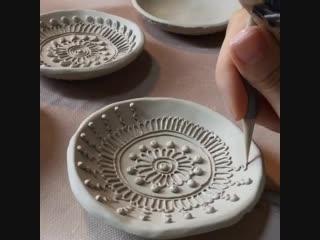 Мехенди на керамике 1. Мастер Zenith_henna
