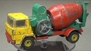 German Diecast Siku Super Serie V 291 Cement Mixer Restoration
