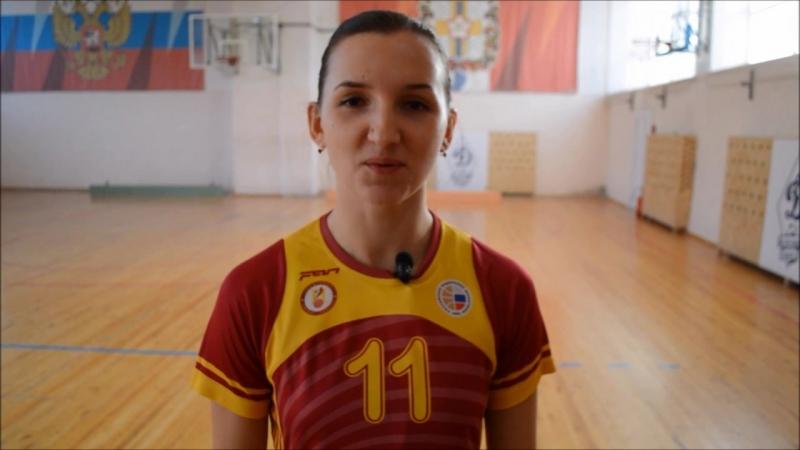 Наталья Гришкевич приглашает на баскетбол