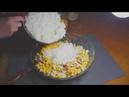Салат итальянских домохозяек рисовый салат in salata di riso