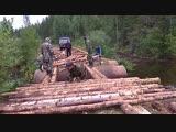 Перевал Дятлова ремонт моста