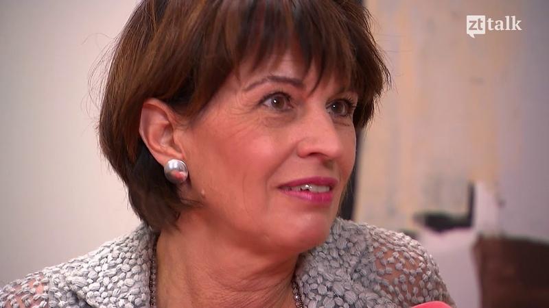 ZT-Talk mit Doris Leuthard: Eine Bundesrätin blickt zurück