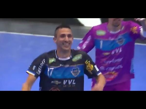 LNF | Final | Jogo 1 | Pato Futsal 6-0 Atlântico
