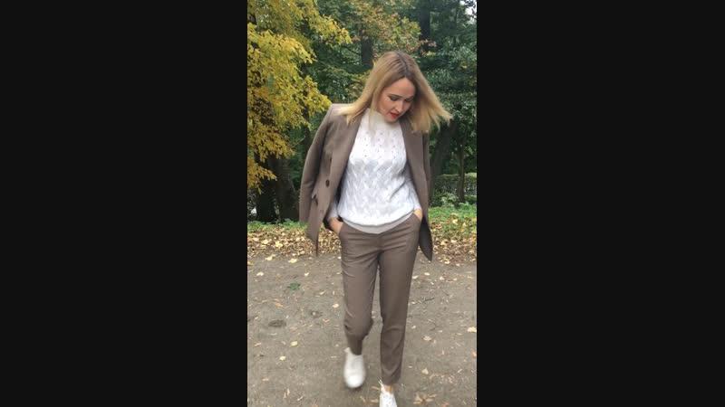 Брючный костюм Fiori_lab