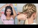 Peinados fácil bonitos 2018 Para cabello largo o corto fácil y bonitos 2018¡¡ 🔴🔴
