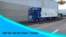 ETS2 v1.32x] DAF XF 116 De Vries Trailer