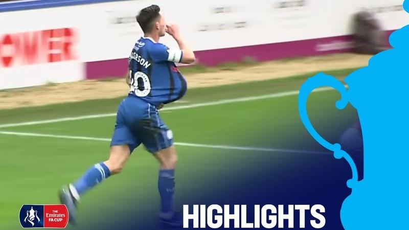 Rochdale 2-1 Gateshead | Round 1 | Emirates FA Cup 201819