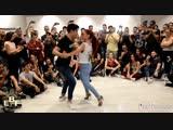 Maurizio Bollo & Simona [Cuando Te Bese] @ Europe Bachata Festival 2018
