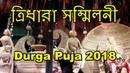 Tridhara Sammilani Durga Puja 2018 Kolkata Durga Puja Pandal 2018
