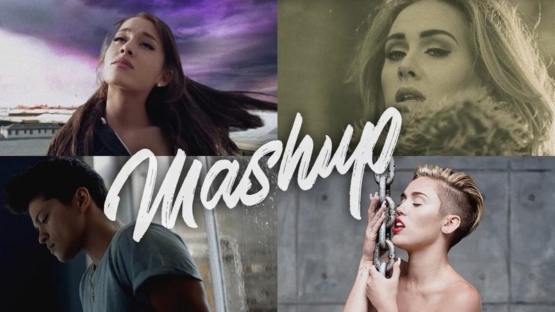 Relaxing Mashup 2018 - A.Grande · B.Mars · M. Cyrus More (T10MO)