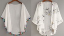 Simple Attractive Shrug Ideas For Kurta Tops || Stylish Shrug Design Idea || Latest Fashion